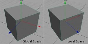 global_vs_local_space